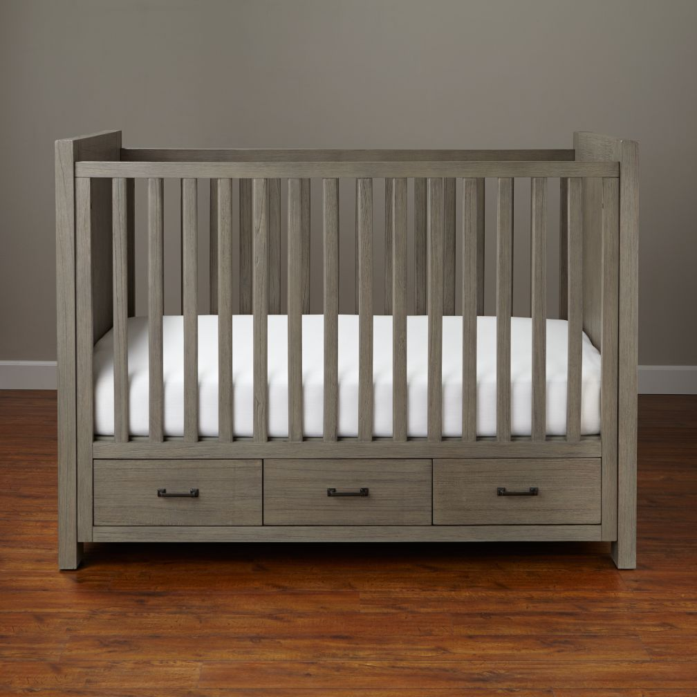 Keepsake Crib (Greywash)
