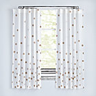 "63"" Bronze Dot Curtain(Sold Individually)"