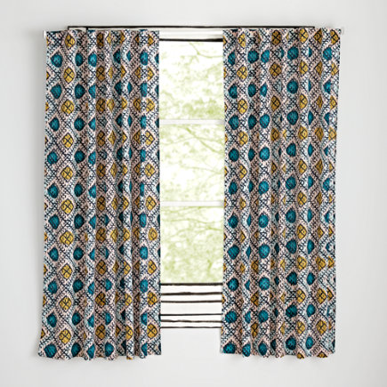 63 Crossway Curtain(Sold Individually)