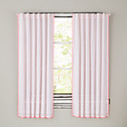 "96"" Hot Pink Dobby Dot Curtain Panel"