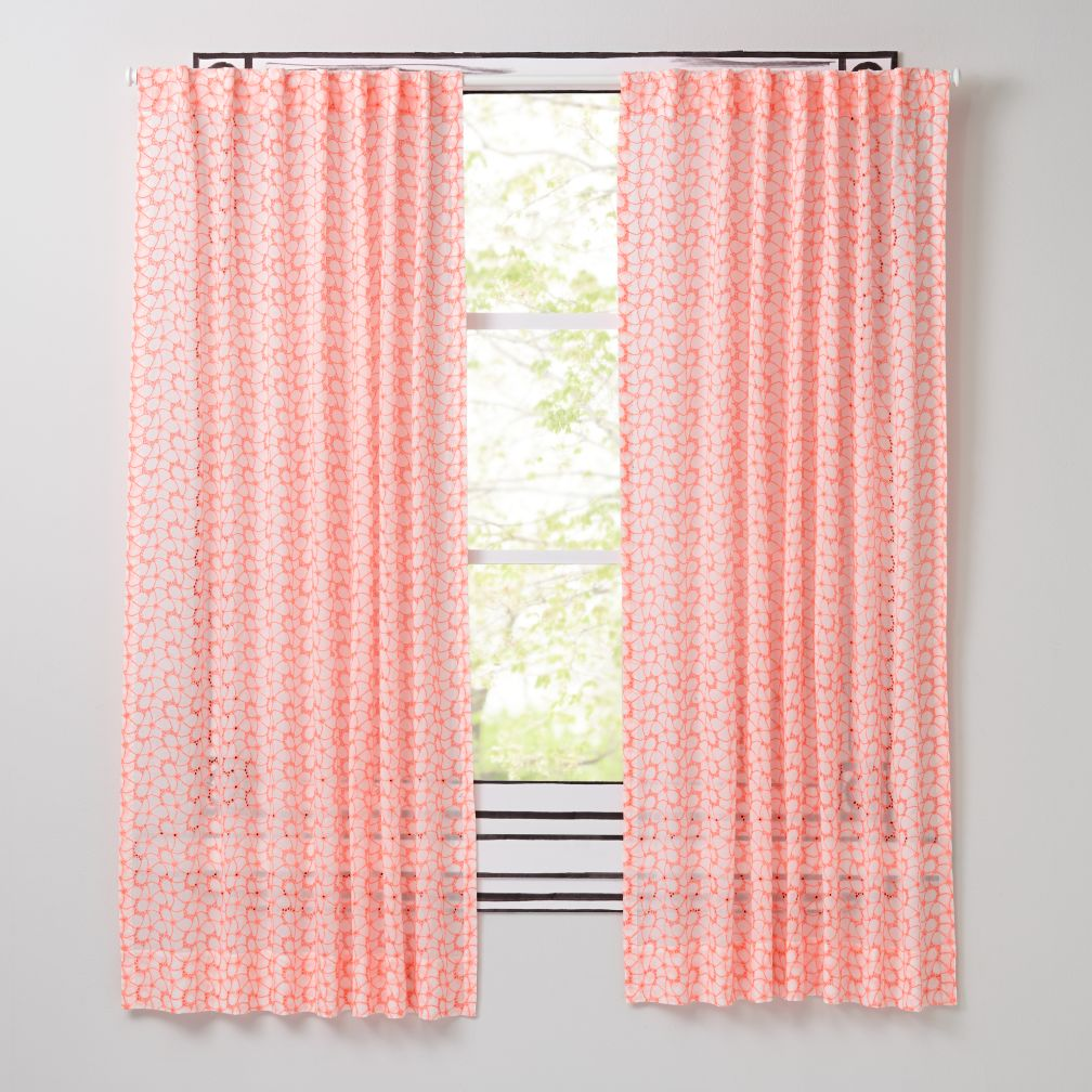 "96"" Flora Essence Curtain"