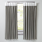 """63"""" Jersey and Dot Curtain"""