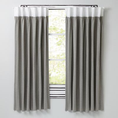 Jersey and Dot Curtains