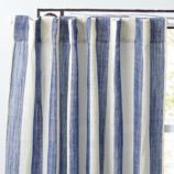 "63"" Line Up Curtain (Blue)"