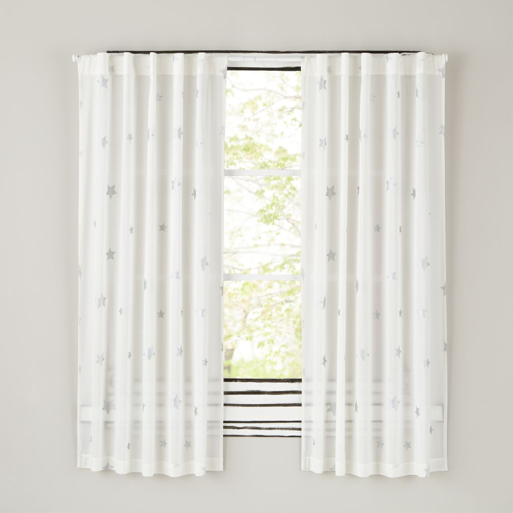Silver Star Curtains