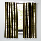 "63"" Green Tie-Dye Curtain"