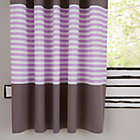 "96"" Unicorn Stripe Curtain"