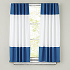 "84"" Blue Color Edge Curtain (Sold individually)"