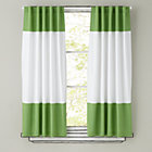 "63"" Green Color Edge Curtain (Sold individually)"