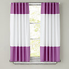 "63"" Purple Color Edge Curtain (Sold individually)"