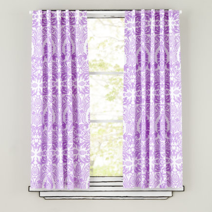 Curtain sewing patterns