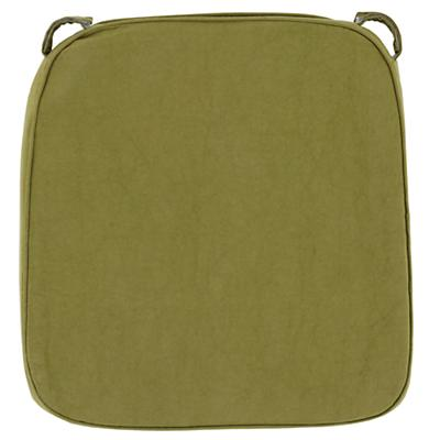 Green Parker Desk Chair Cushion