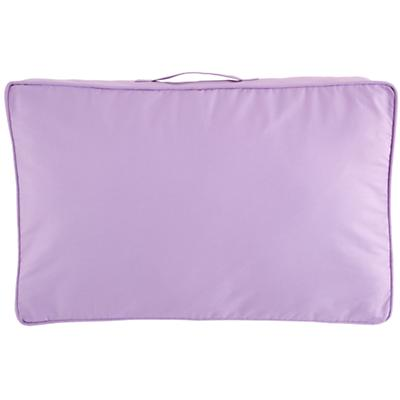 "27"" Laying Low Cushion (Lavender)"