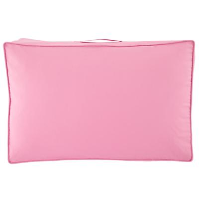 "22"" Pink Laying Low Cushion (Pink)"