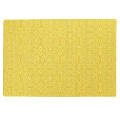 5 x 8' Heirloom Rug (Yellow)