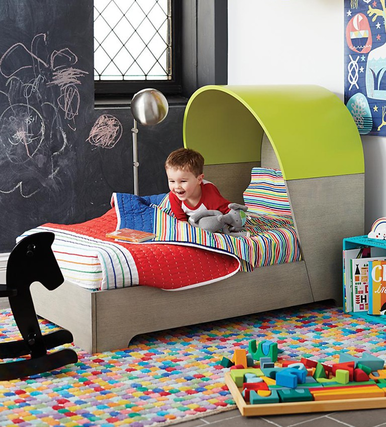 Converting Your Nursery Into A Toddler Room The Land Of Nod