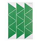 Green Basic Trig Decals