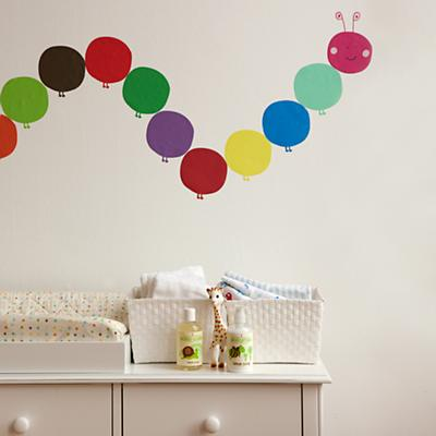 Make Me a Caterpillar Wall Decal