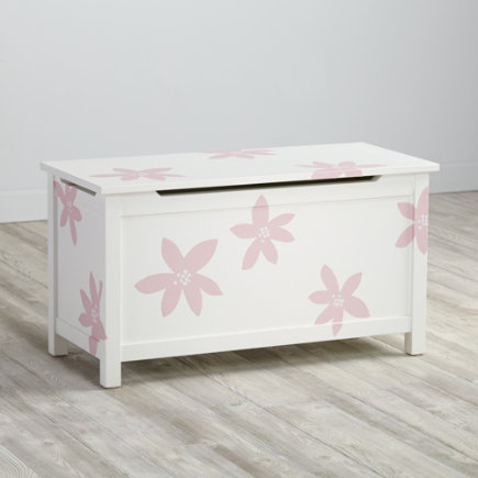 Mod Botanical Furniture Decals (Floral) - Floral Mod Botanical Furniture Decals