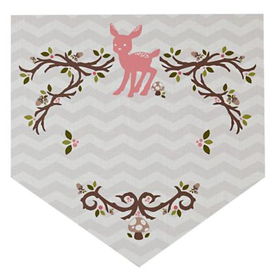 Fable Monogram Wall Decal (Deer)