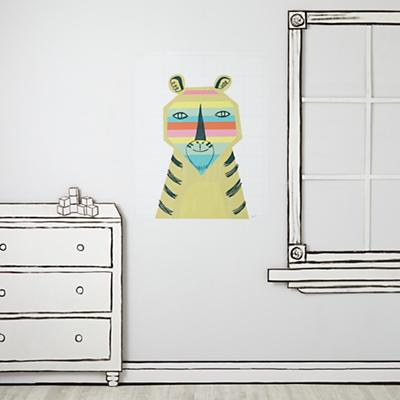 Decal_Poster_Rainbow_Tiger_406564