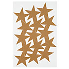 Gold Star Bright Wall Decal
