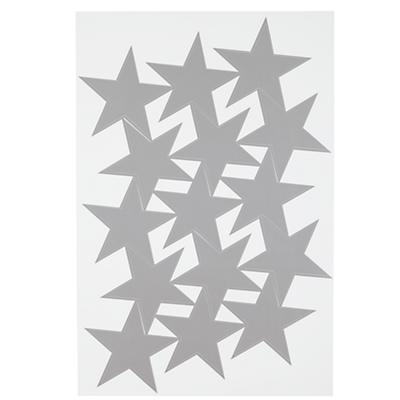 Star Bright Decal (Silver)