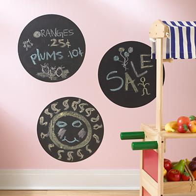 Chalking in Circles Decals (Set of 4)