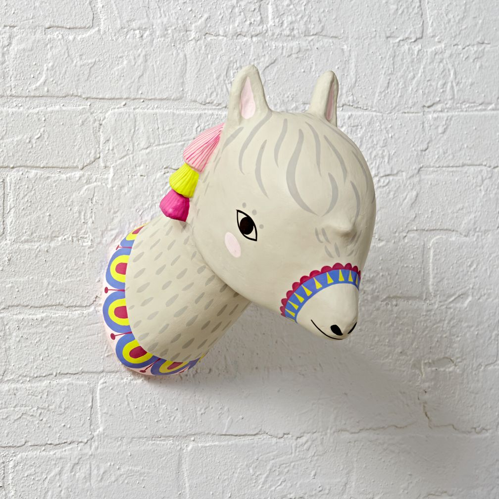 Charming Creatures Alpaca Decor