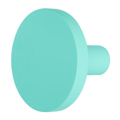 Can't Miss Wall Knob (Aqua)