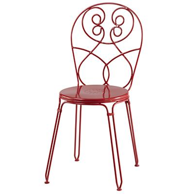 Looking Glass Desk Chair (Raspberry)