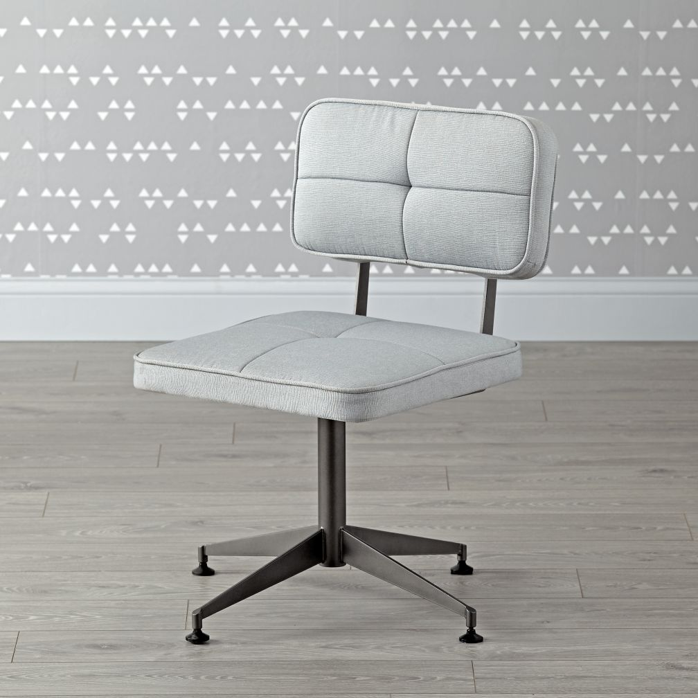 Tuft Grey Desk Chair
