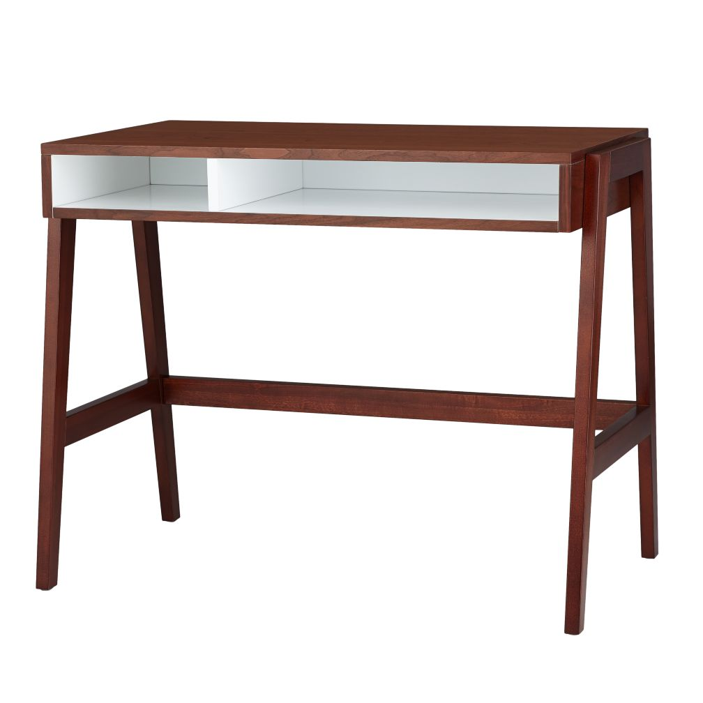 Prairie School Desk (Walnut)