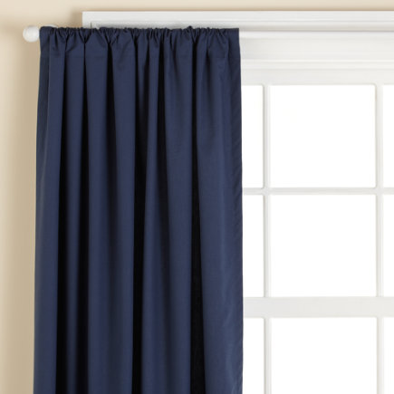 land of nod boys curtain