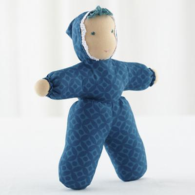 Dark Blue Lila Dollie