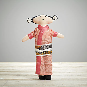 Doll of the World (Japanese)