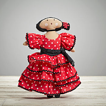 Doll of the World (Spanish)