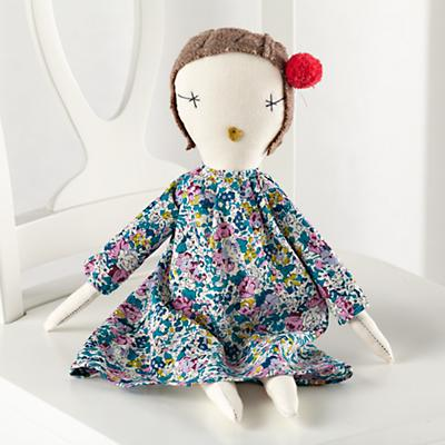Jess Brown Pixie Doll Bertha