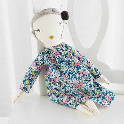 Jess Brown Pixie Doll Donna