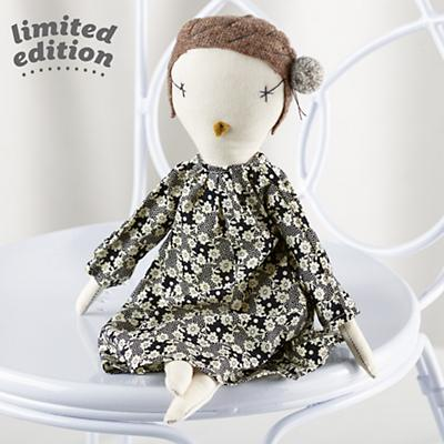 Jess Brown Pixie Doll Giulia