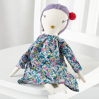 Jess Brown Pixie Doll India