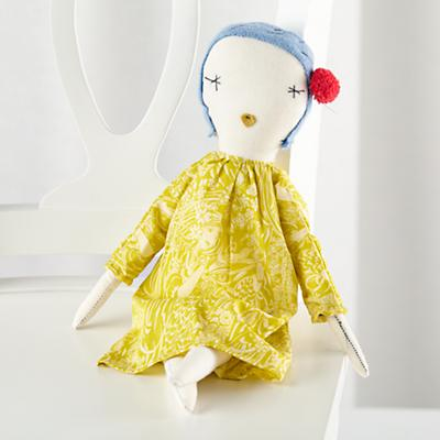 Jess Brown Pixie Doll Jewel