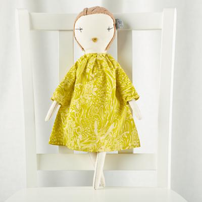 Jess Brown Pixie Doll Jezabel