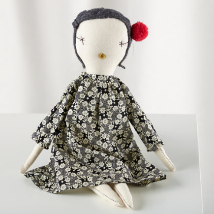 Jess Brown Pixie Doll Junie