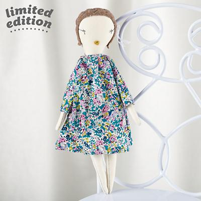 Jess Brown Pixie Doll Liri