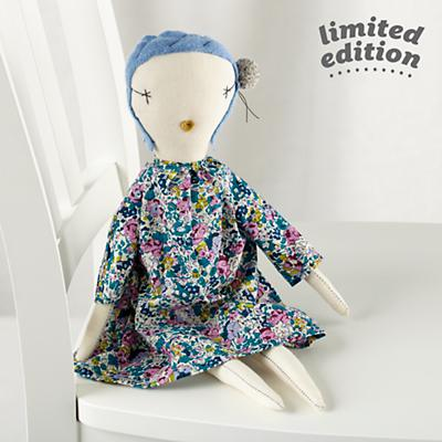 Jess Brown Pixie Doll Shirley