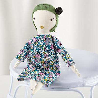 Jess Brown Pixie Doll Teddi