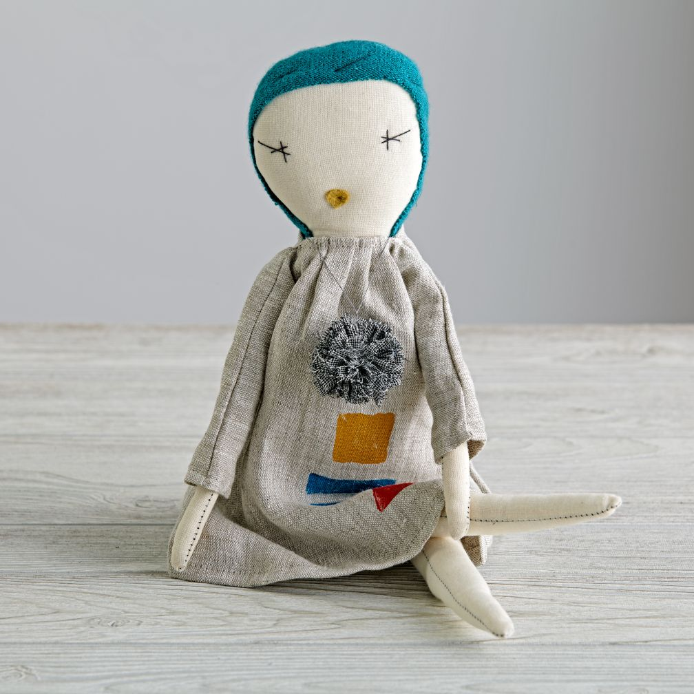 Tabitha Pixie Doll by Jess Brown