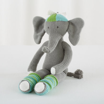 Knit Crowd Elephant - 14 Knit Crowd Elephant