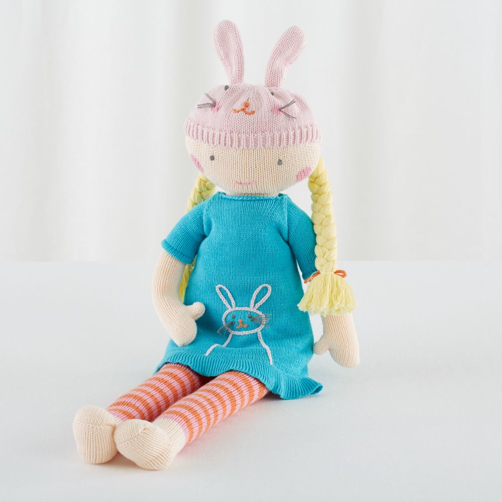 "The 24"" Knit Crowd Doll (Jessa)"